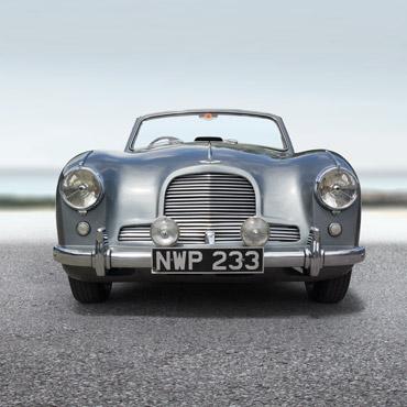 1954 Aston Martin DB2-4 Drophead