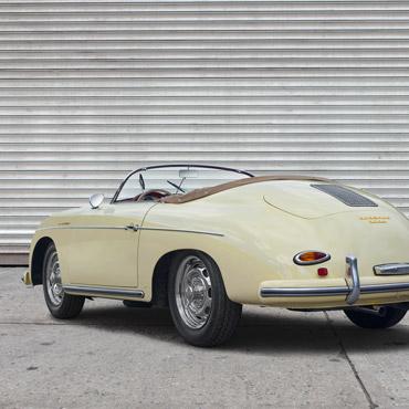 Porsche 356 D